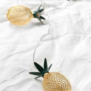 NEW 🌟 Pineapple LED light string 🍍💡